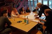 Bürgermeister besucht Jugendrat