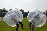 Bubble-Soccer-Tunier